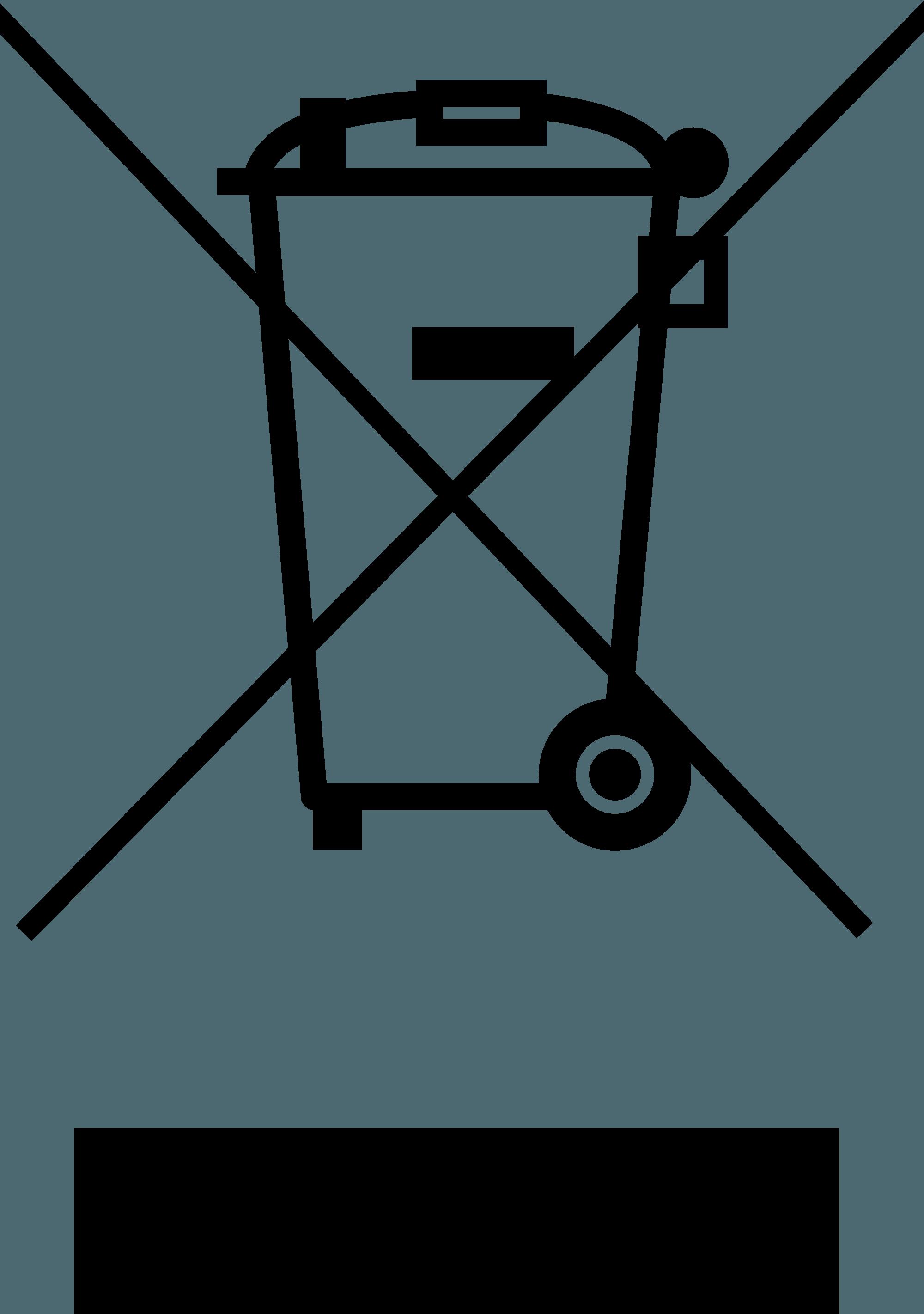 WEEE symbol ASEKOL
