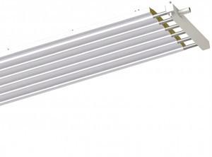 Teplovodné a klimatizačné sálavé panely EUTERM