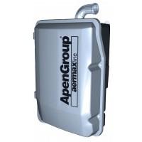 Aquakond AKY - kondenzační plynový kotel; radiant aquakond = zářivý aquakond