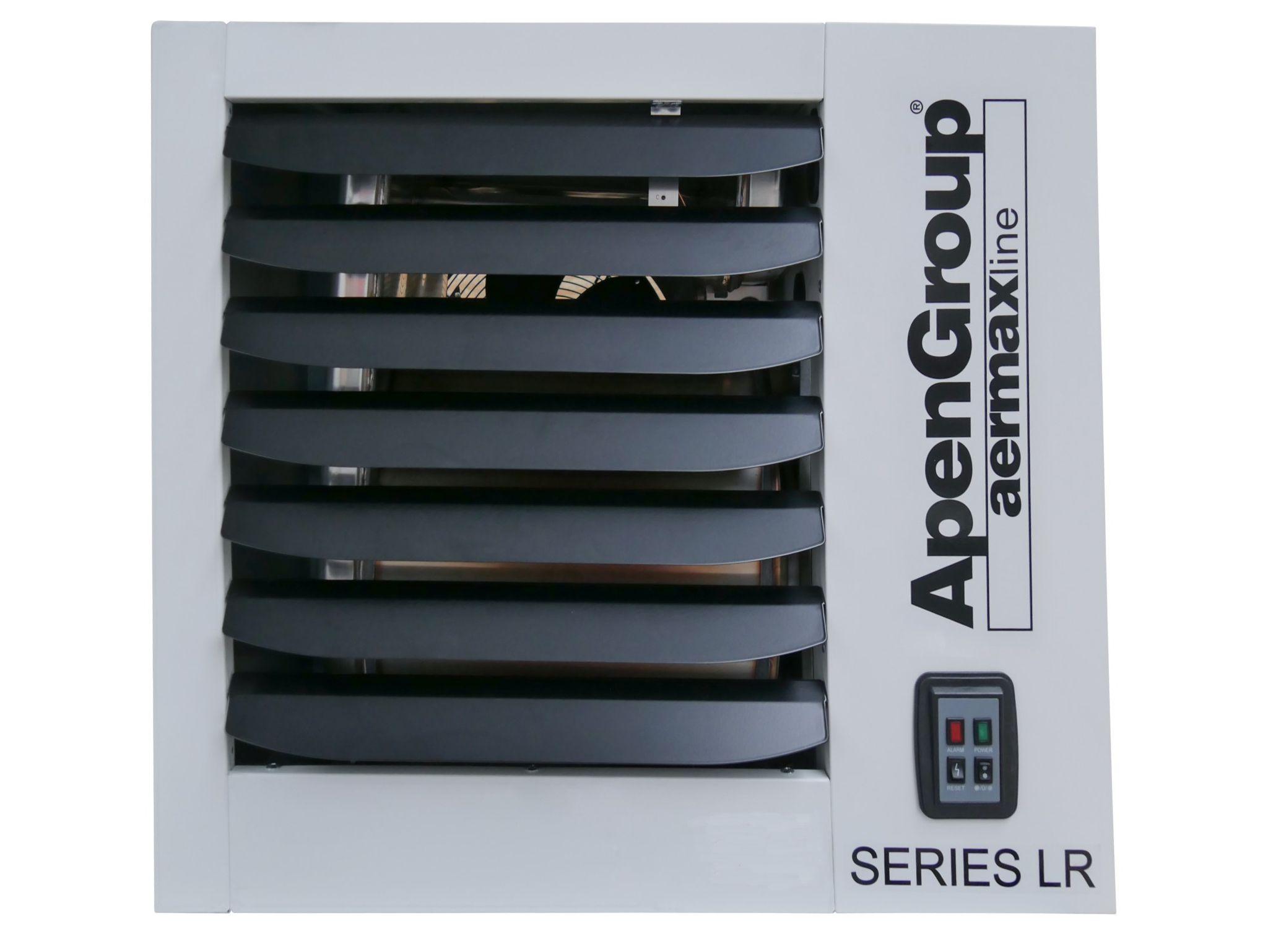 Aermax Rapid – dvoustupňový ohřívač