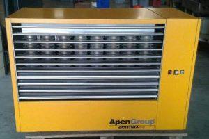 AERMAX AE plynový ohřívač vzduchu