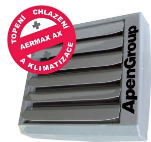 Designový kalorifer Kalormax AX