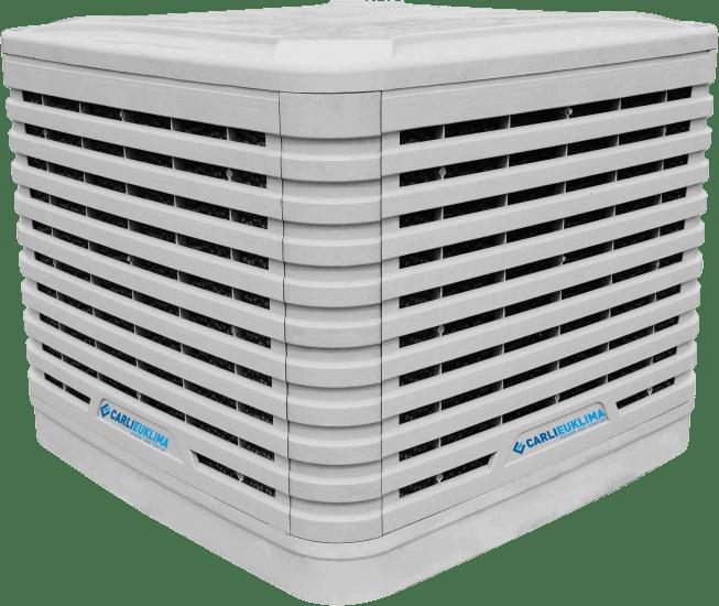 Adiabatické chlazení hal EUCOLD – evaporace