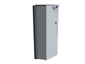 Plynová kondenzační vratová clona BARERA K