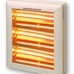 Elektrický zářič Inframax HPV3