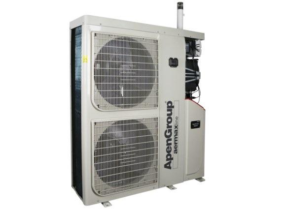 Hybridní tepelné čerpadlo Aquapump - náhled