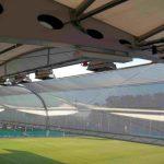 Infrazářič Inframax Neon Eco Arena - stadion