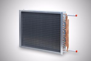 Teplovodní výměník Kalormax Coil - velký