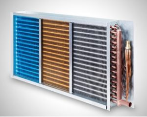 Teplovodní výměník Kalormax Coil