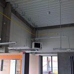 SIKO - reference dveřní clona, ohřívač vzduchu Aermax