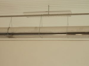 Vytápění sportovní haly - reference infrazářiče Inframax MSM