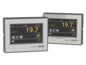 SmartWEB a SmartEASY termostat