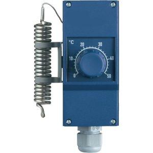 Průmyslový termostat s krytím IP54