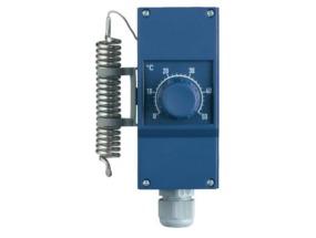 Průmyslový a bezpečnostní termostat IP54