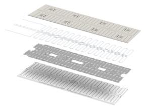 BLife® – sádrokartonový systém topení a chlazení