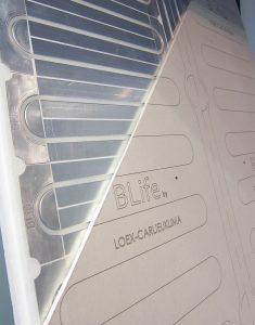 BLife - sádrokartonový systém topení a chlazení