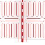 BLife - sádrokartonový systém topení a chlazení typ2