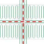 BLife - sádrokartonový systém topení a chlazení typ 3