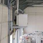 Alutec KK - reference plynový ohřívač vzduchu Aermax RAPID