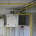 LD seating - reference plynový ohřívač vzduchu Aermax RAPID