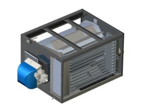 Kondenzační plynový výměník GH-K
