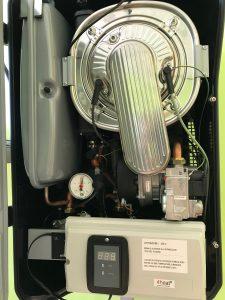 roční prohlídka plynových zařízení - kotel