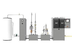 SAX Terris modulární kondenzační kotel – kotelna