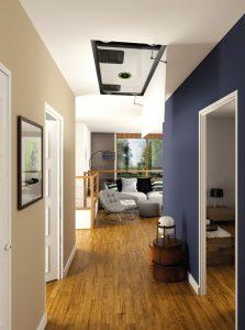 Větrání rekuperace InspirAir Home Aldes