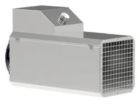 AGRO plynový ohřívač vzduchu s přímým spalováním ARTG