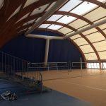 Reference vytápení a topení sportovní nafukovací haly AH/PK sport