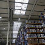 Inframax EURAD MSU - tmavý zářič pro topení do haly - sklady, dílny, kovovýroba